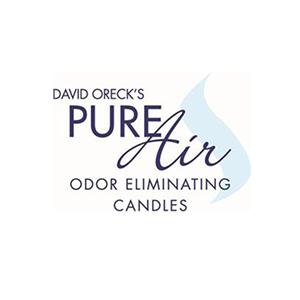 David Orecks Pure Air Odor Eliminating Candles