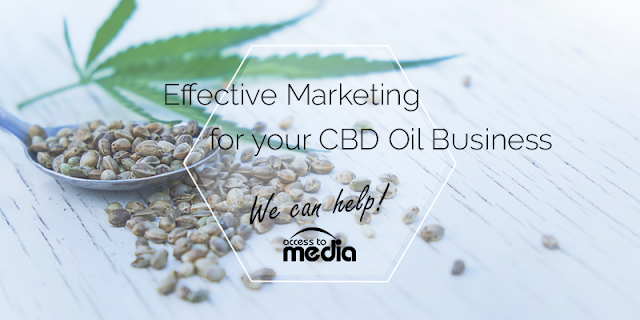 Effective Marketing For Your CBD Oil Business