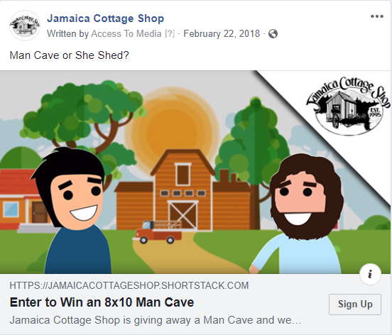 Jamaica Cottage Shop Case Study
