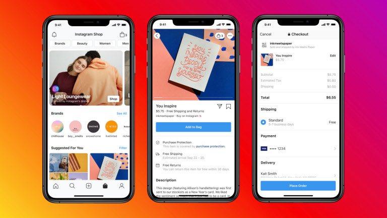 Instagram shopping in 2021